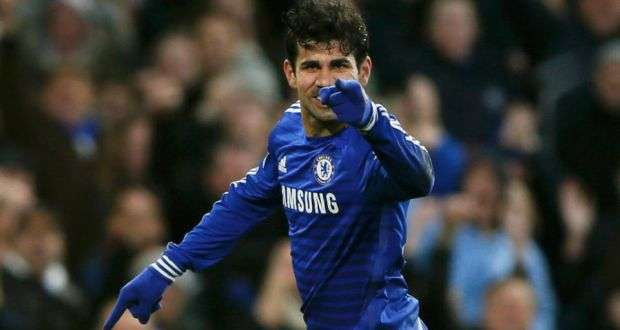 Diego Costa will continue to be Chelsea's main man as Antonio Conte targets title